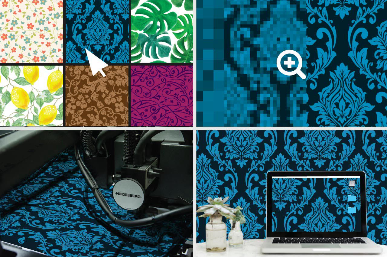 Fine Print NYC: How to Prepare your Design Files for Wallpaper Printing