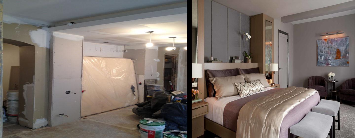 Renovation Recap Part 1 Pied-A-Terre Living Area