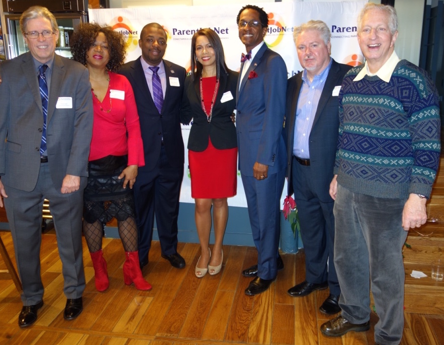 ParentJobNet & Harlem WeWork Holiday Meet & Greet Breakfast (Government Officials Provide Presence for a Unified Mission)