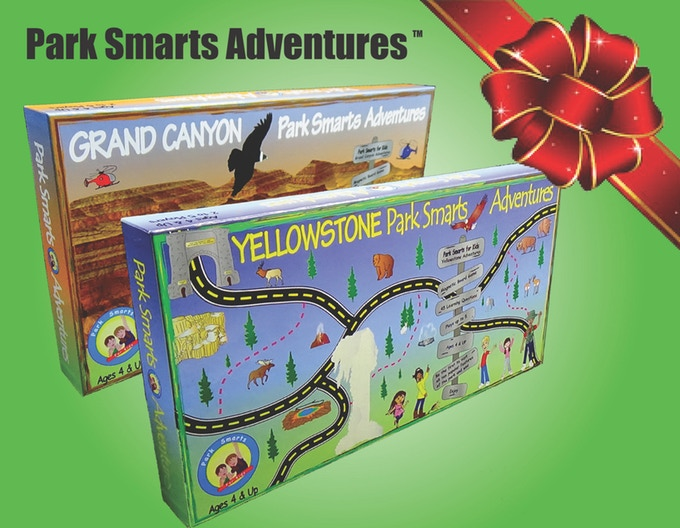 Kickstarter Launches Park Smarts for Kids Board Game 333% Funded in Two Days