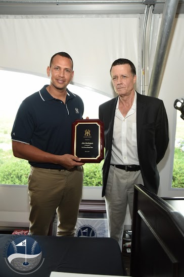The Second Annual Hank's Yanks Celebrity Golf Classic at Ferry Point Golf Links in the Bronx