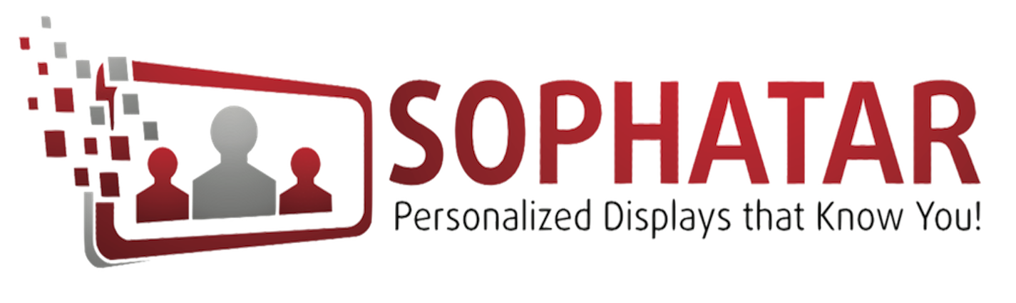 Sophatar announces new integrations for its POS-transaction driven digital signage