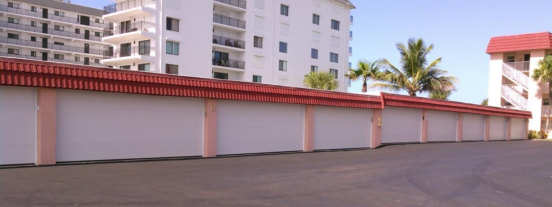 Impact-Resistant Garage Doors Survive Hurricane Irma
