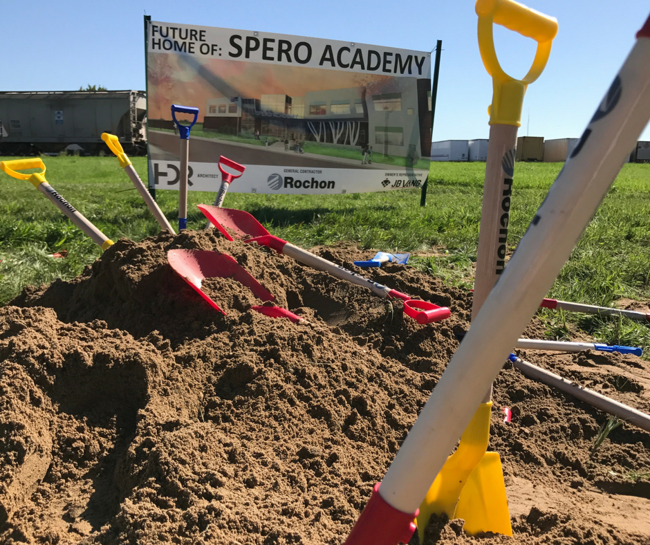 Spero Academy Prepares for Big Moves