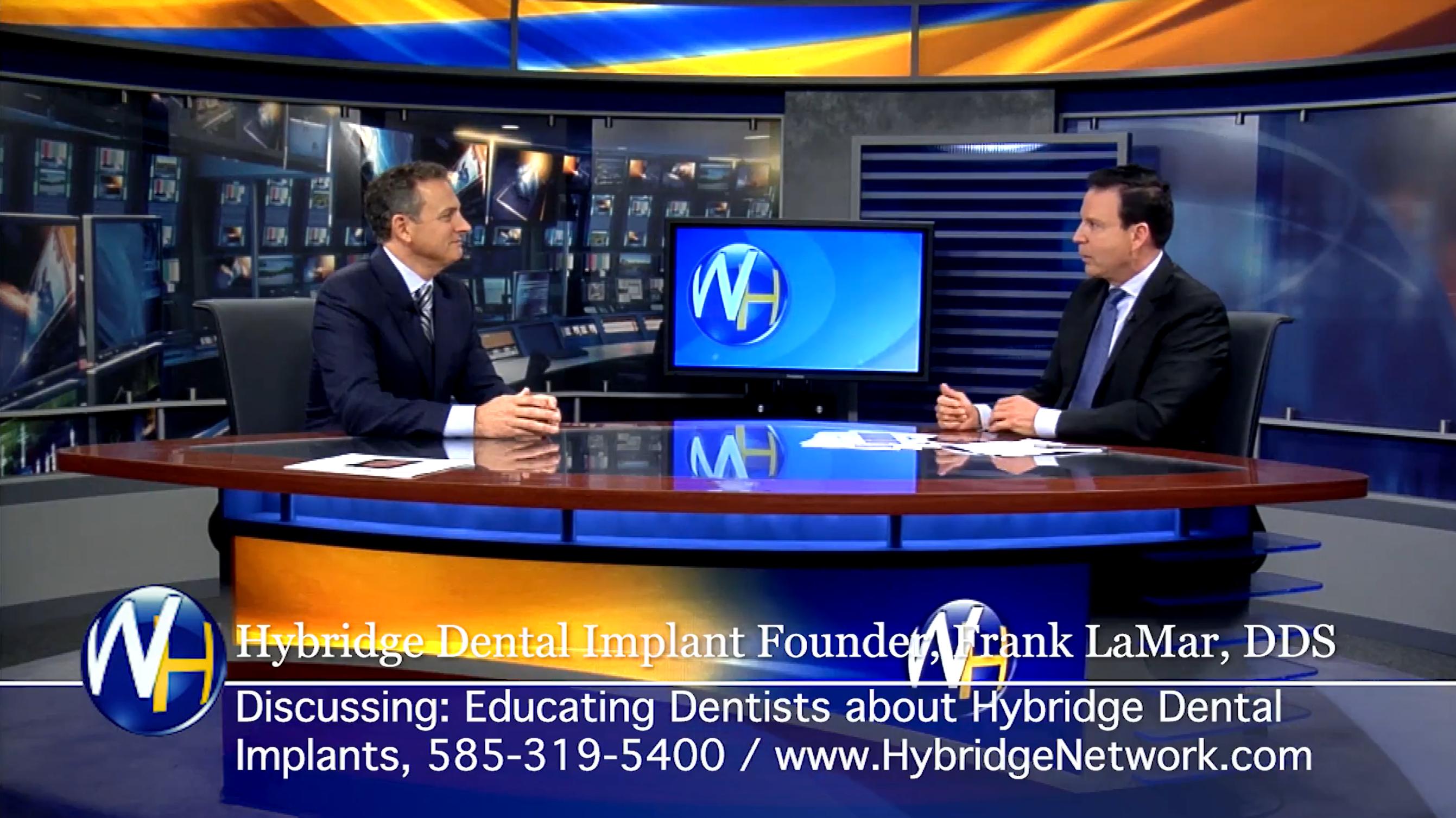 Dr. Frank LaMar Featured on National Wellness Hour TV Program