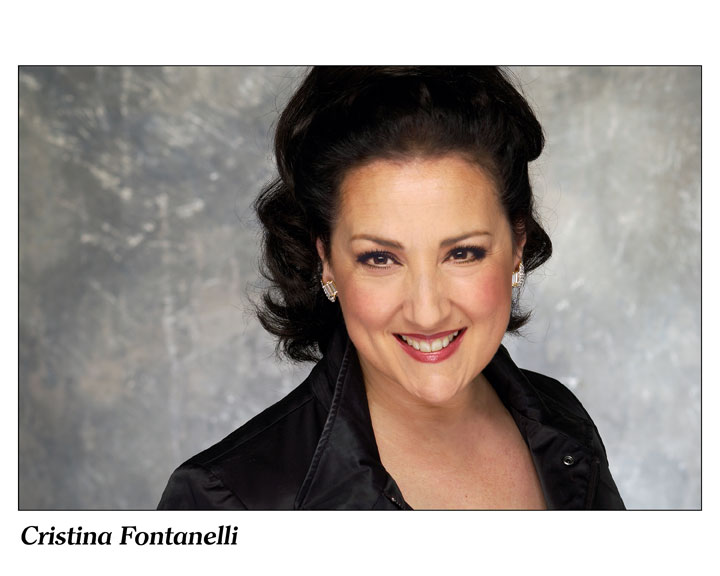 Award-winning Singer/PBS-TV Host Cristina Fontanelli Debuts at Michael Feinsteins 54 Below