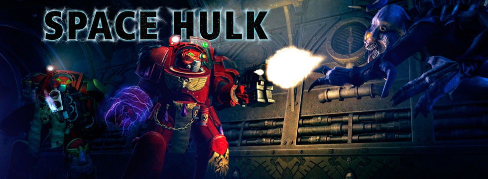 Space Hulk® unleashes the power of Mobile with Android TV and NVIDIA TV!