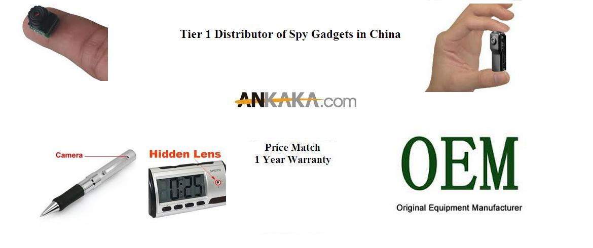 Ankaka Unveils A New Reseller Program For Spy Gadgets