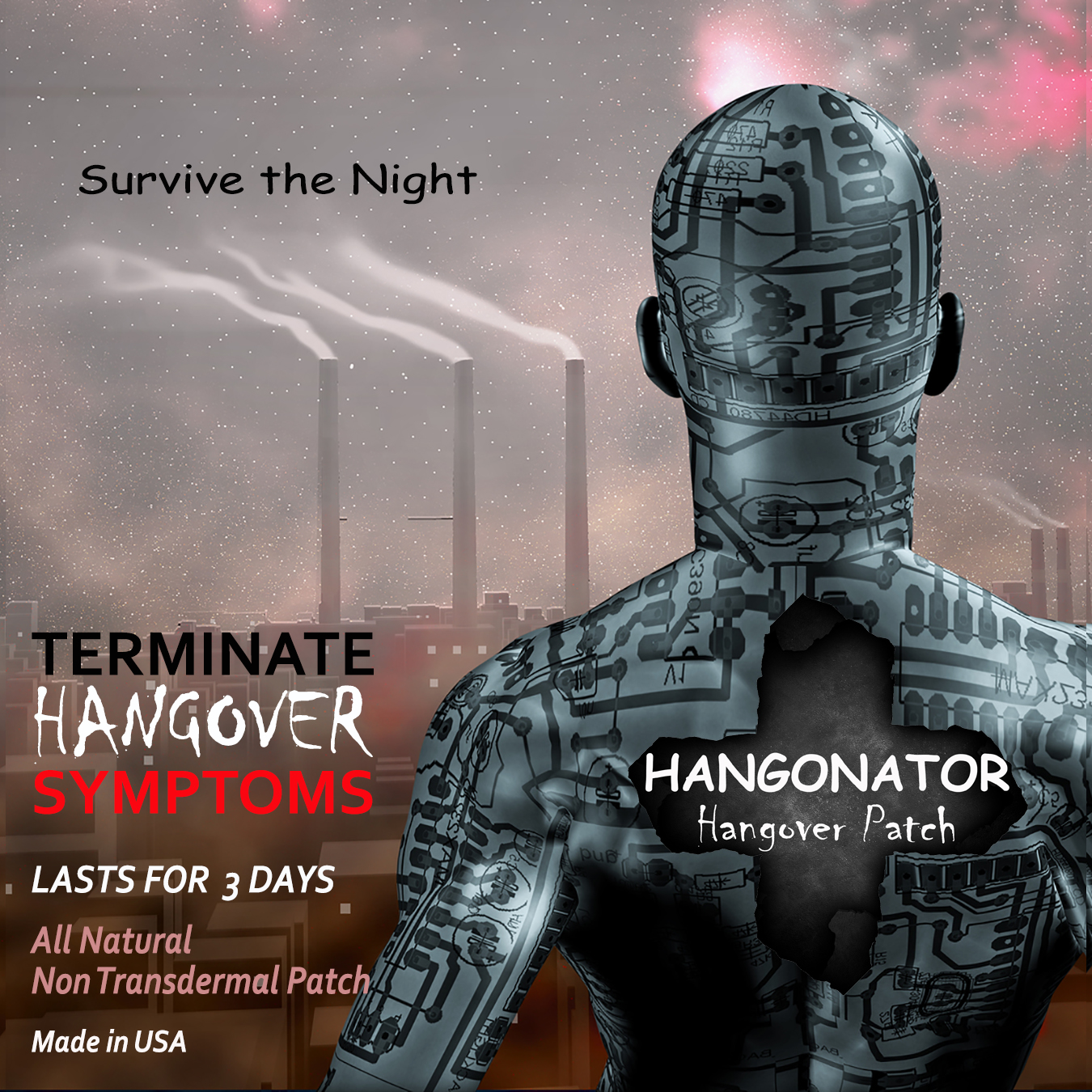 Hangover Remedy Startup HANGONATOR Sets To Raise US$ 110,000 through Crowdfunding Platform Indiegogo
