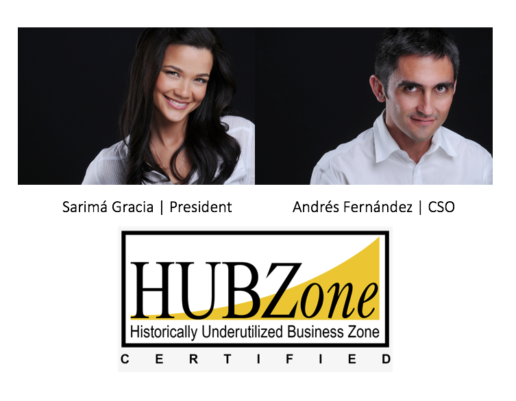A+S IDEAS STUDIO, Inc.  Awarded HUBZone Certification  by U.S. Small Business Administration