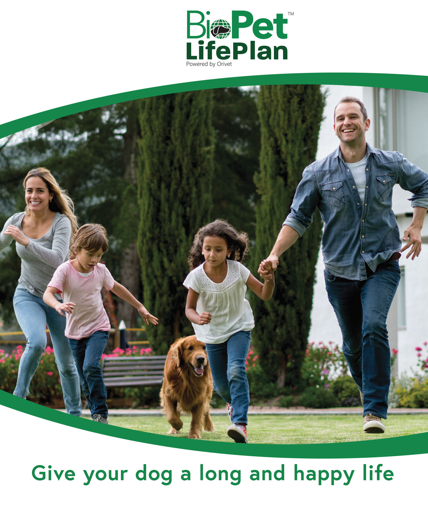 BIOPET LABORATORIES ANNOUNCES BIOPET LIFE PLAN™ A HEALTH AND WELLNESS MANAGEMENT PROGRAM FOR CANINE PETS