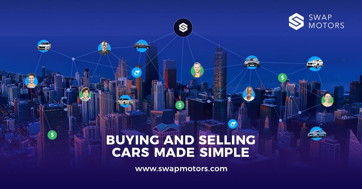 Swap Motors Doubles Services with new Car Buying/Selling Platform