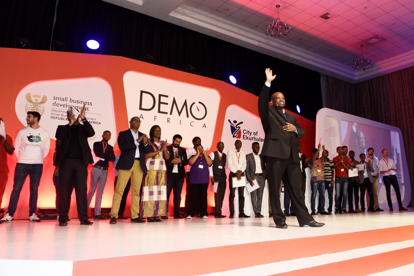 DEMO AFRICA HEADS TO NORTH AFRICA FOR TECHNOLOGY SHOWCASE