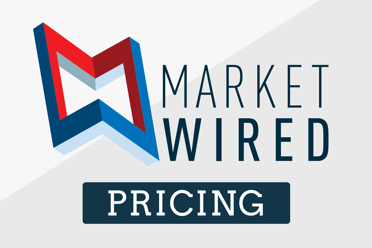 Marketwired Pricing