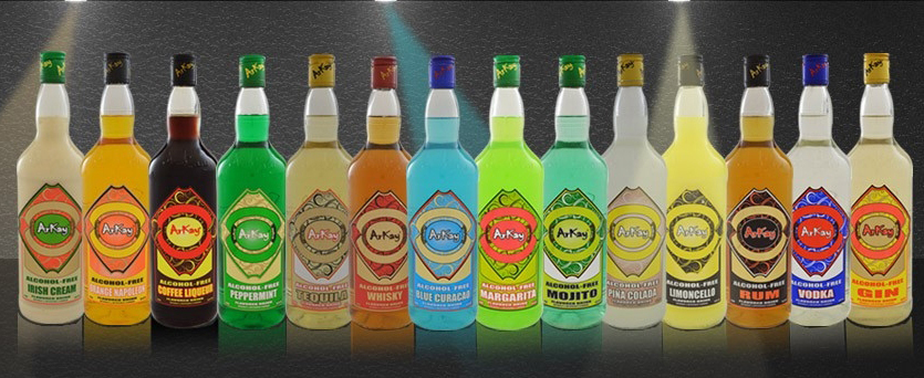 Low Carb Bottled Drinks