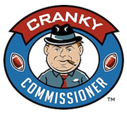 650e550efb4 The Cranky Commissioner™ launches Fantasy Football Award Certificates Set