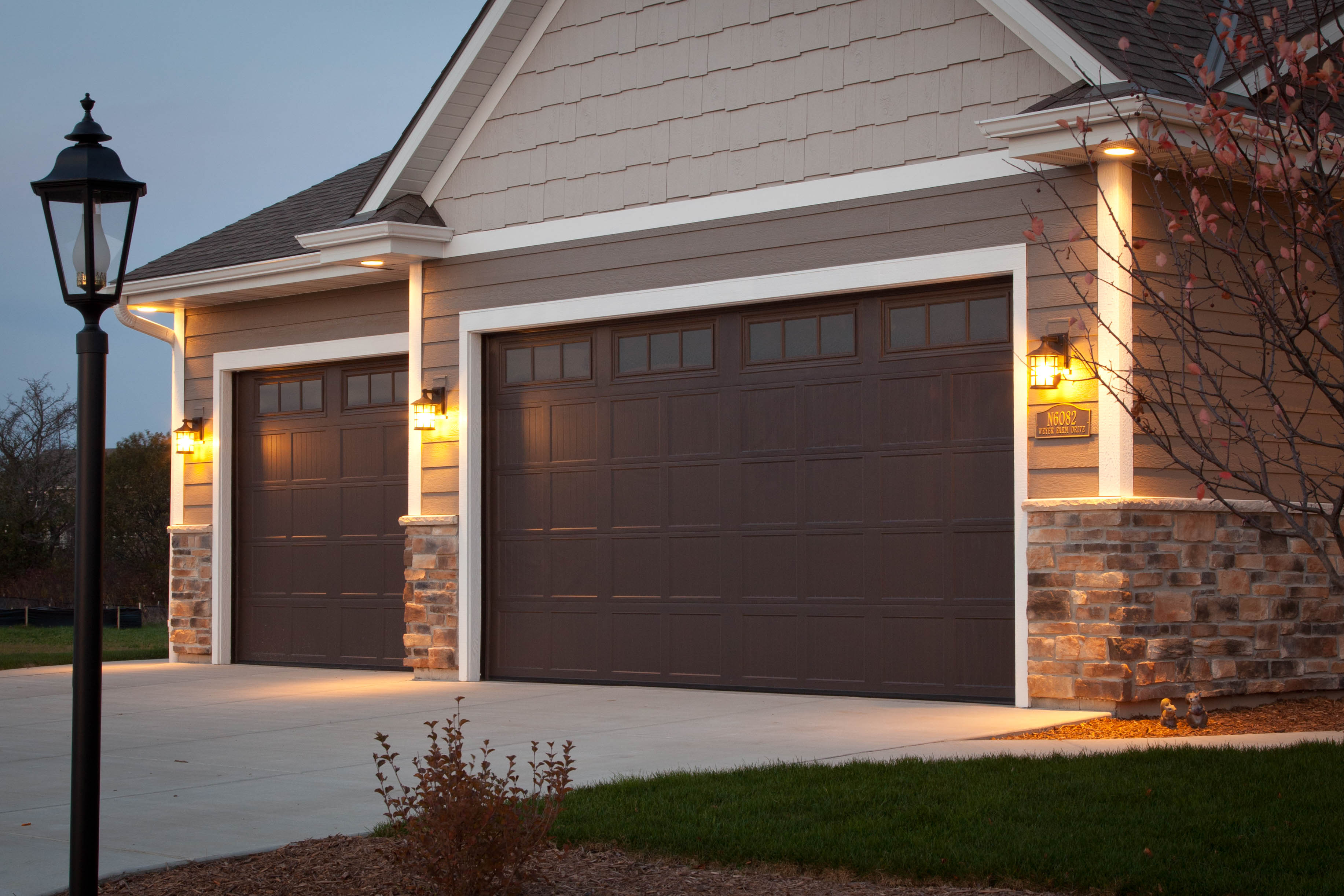 Curb Appeal Month Tips For Selecting A Garage Door