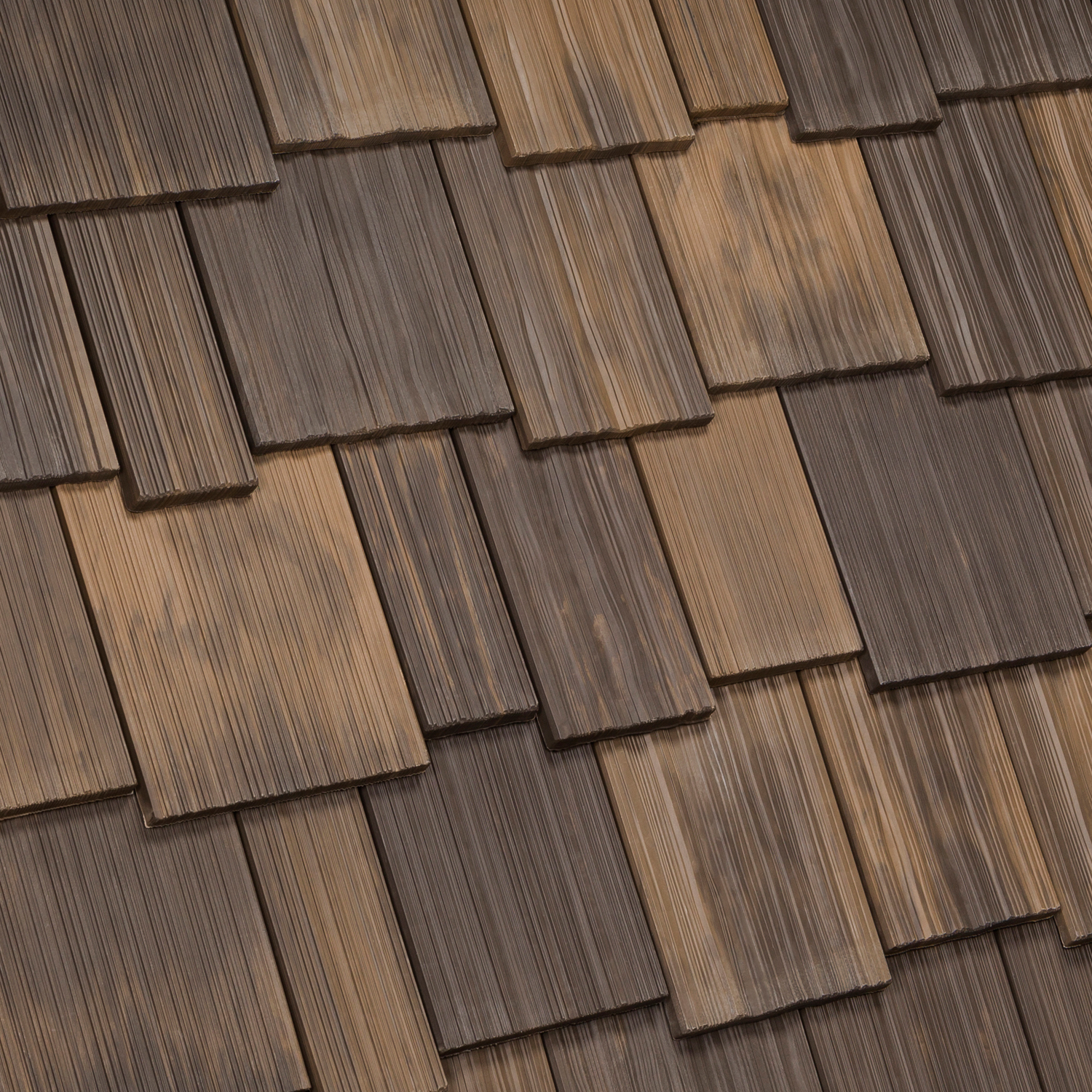 Nature crafted collection introduced by davinci roofscapes for Davinci shake shingles