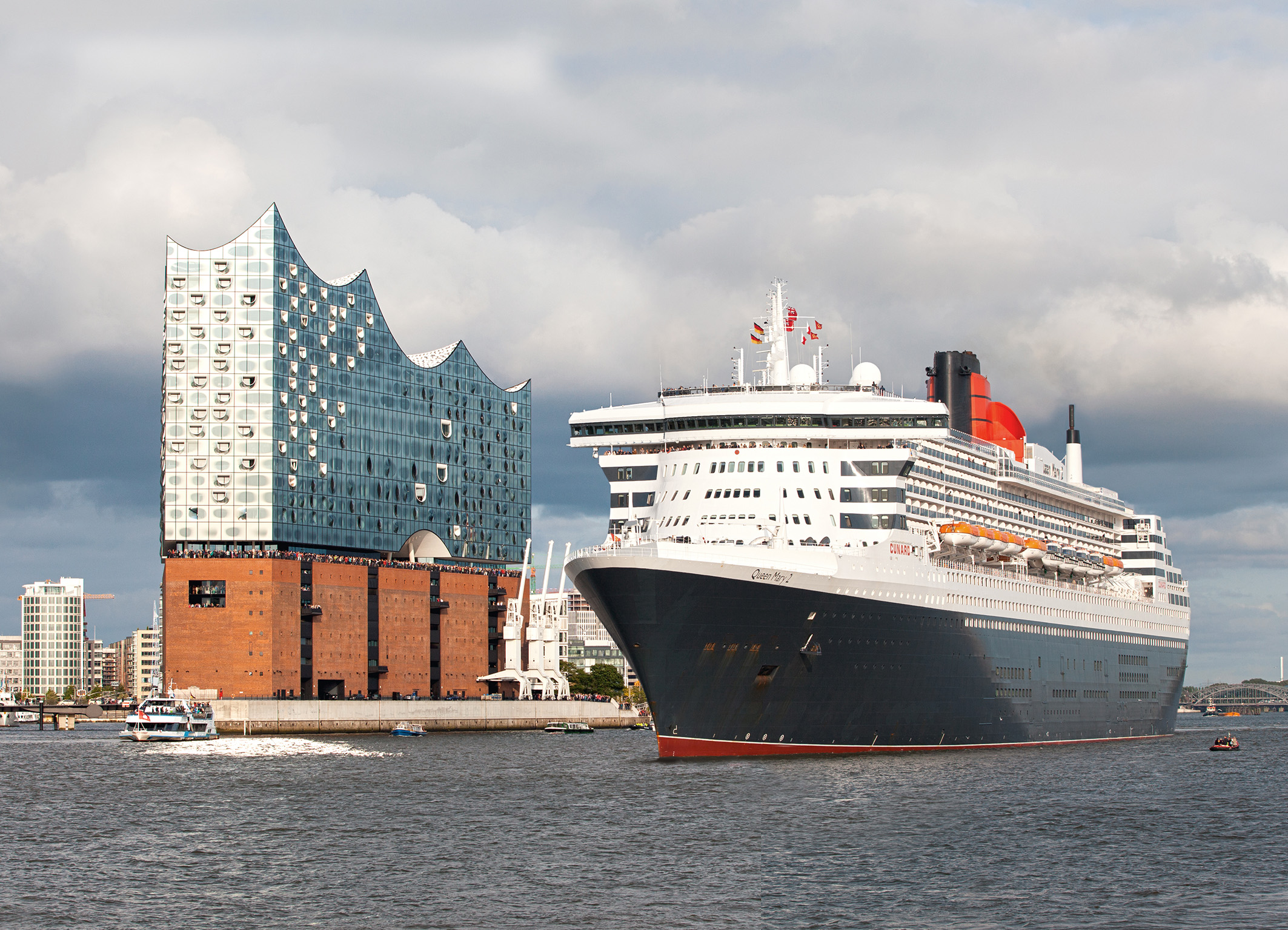 Packages & Specials Experience everything the ship has to offer by staying aboard and booking a package. Ticket Passports Experience everything the Queen Mary has to offer with a tour package. Group & Educational Tours The Queen Mary offers comprehensive tour packages for .