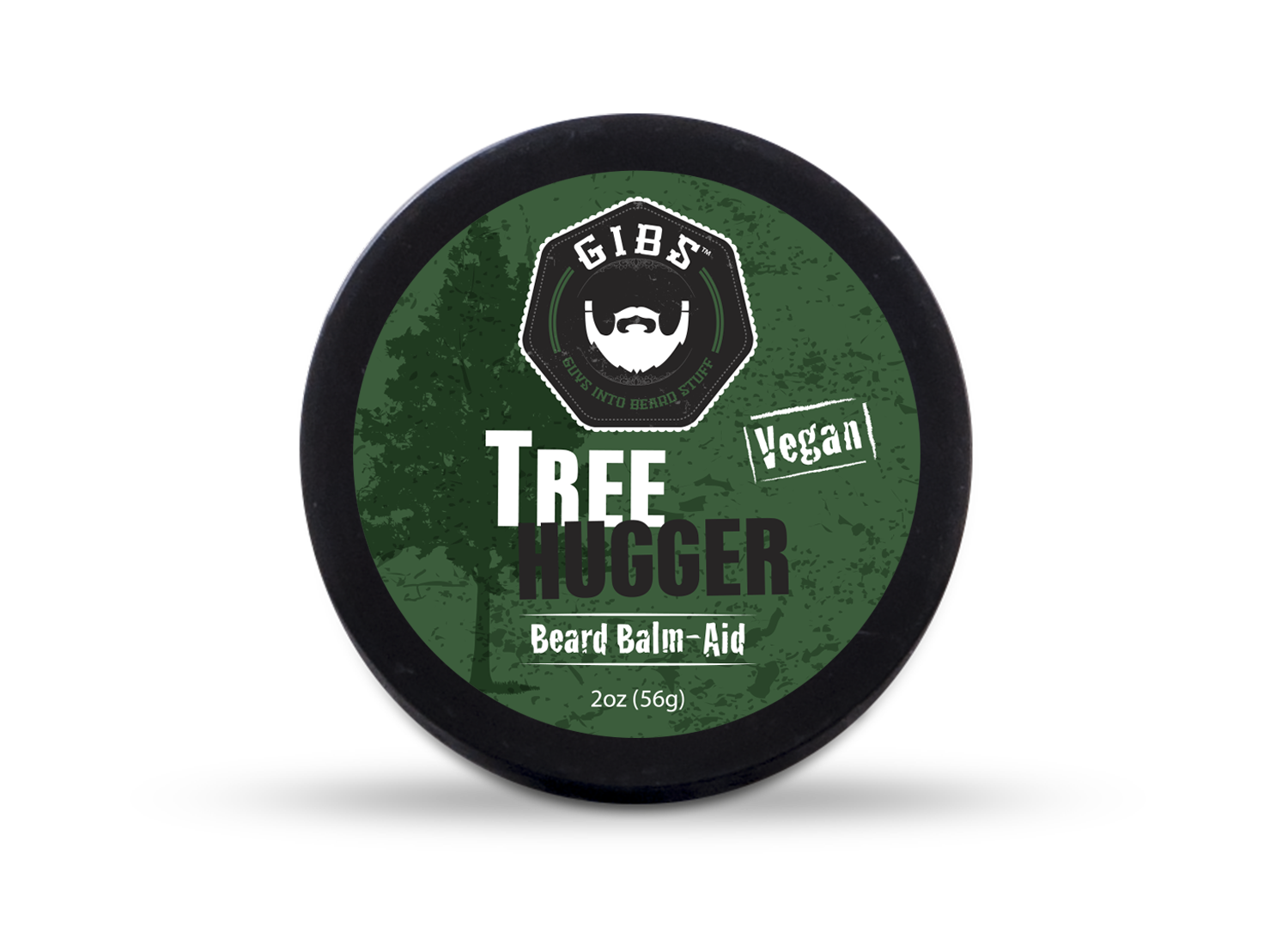 hug a tree and a beard gibs grooming drops tree hugger vegan beard balm. Black Bedroom Furniture Sets. Home Design Ideas