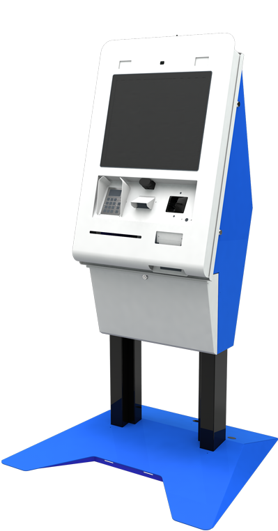 Adjustable Patient Check-In Kiosk Debut at HIMSS 2016