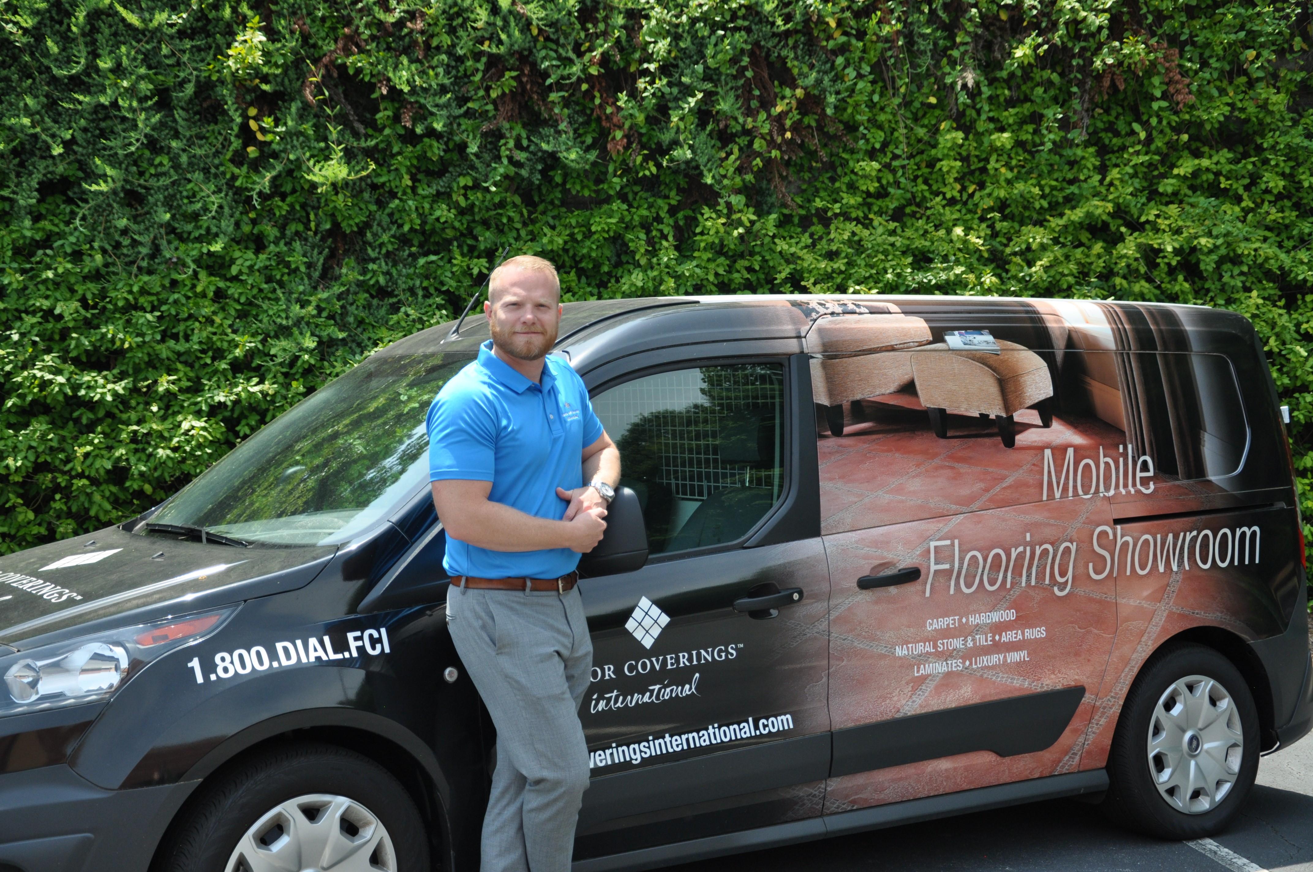 Floor Coverings International Opens New