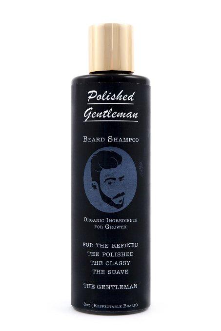 Swell Polished Gentleman Releases New Beard Growth Shampoo Short Hairstyles Gunalazisus