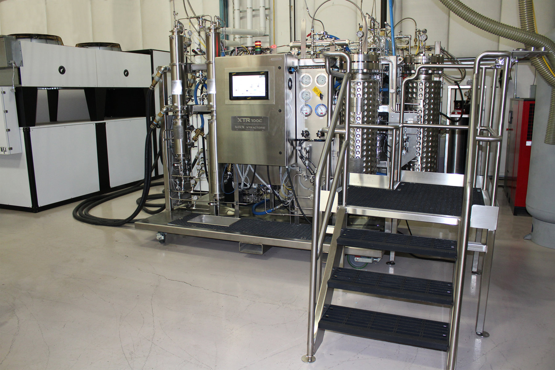 Mrx Announces Next Generation In Co2 Cannabis Extraction