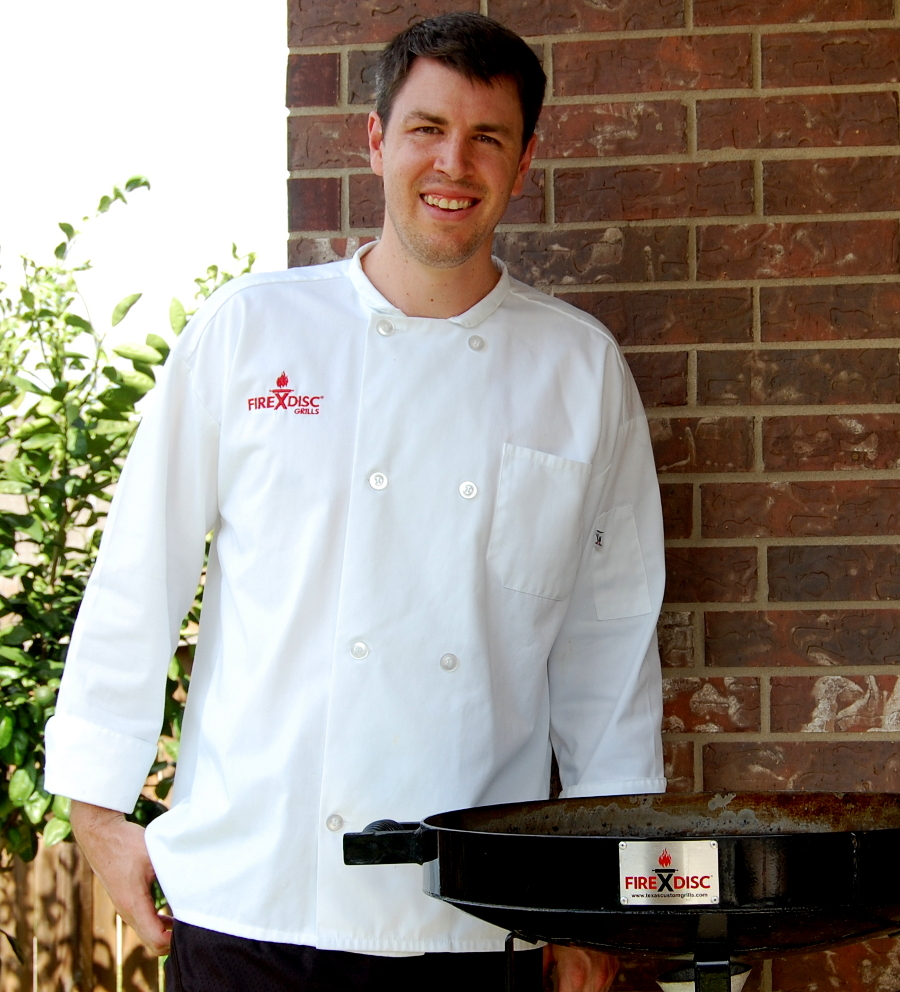 FireDisc® Grills Executive Chef and Renowned Culinary Expert, Conor Moran, Sets New Industry Quality Standard with Chef-Tested/Chef-Approved Quality Assurance Protocol