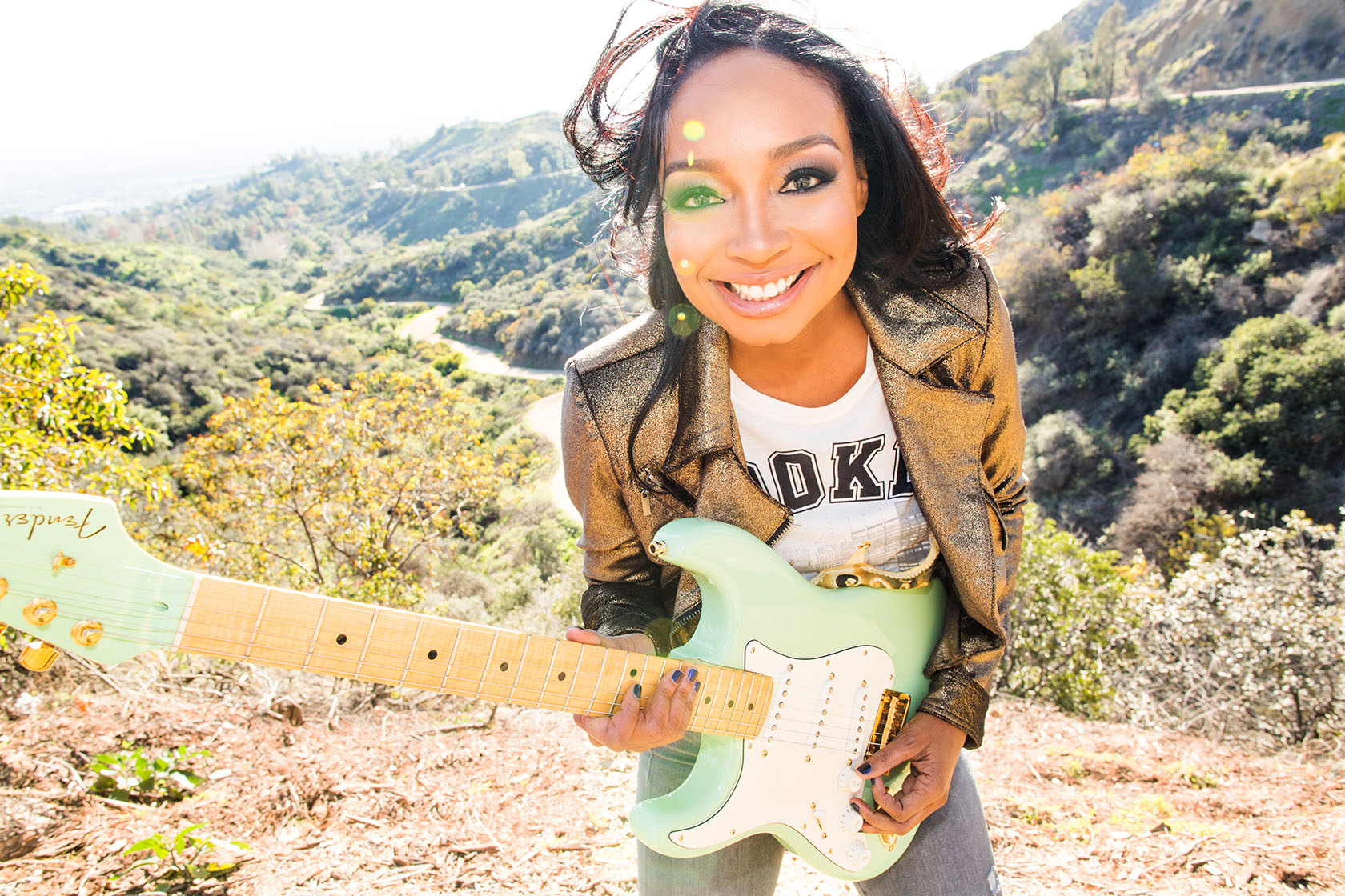 Guitar Maven Malina Moye Releases New Single, Hitting Billboard Charts in First Week