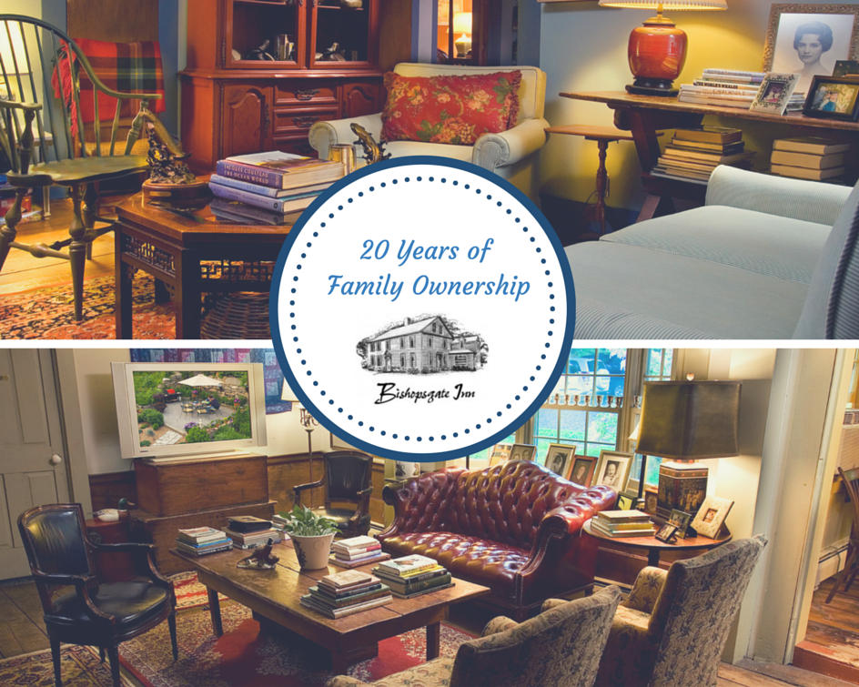 Historic Connecticut Inn Celebrates 20 Years of Family Ownership
