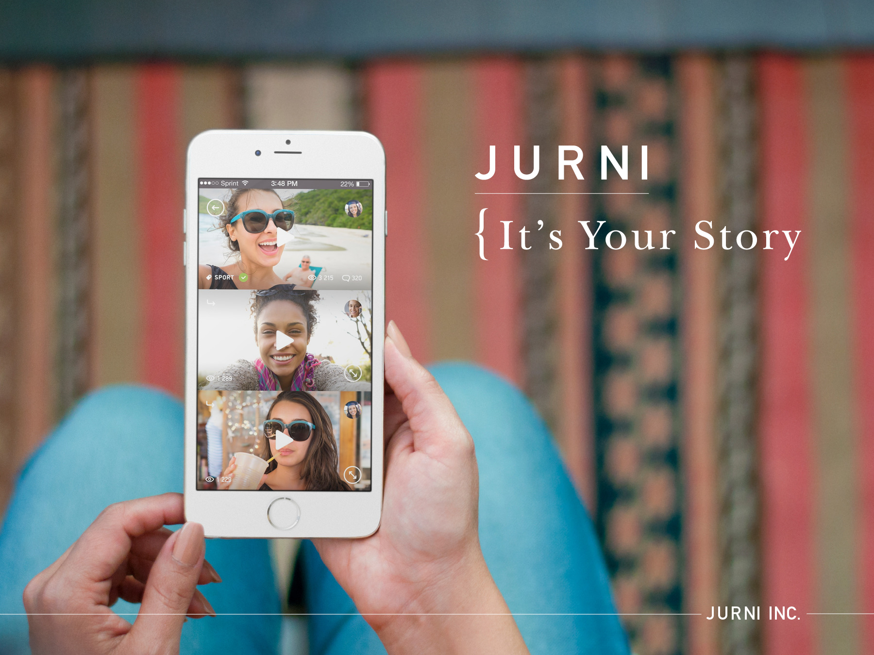 Jurni - New Video Journaling Application Puts Modern Spin on Human Reflection