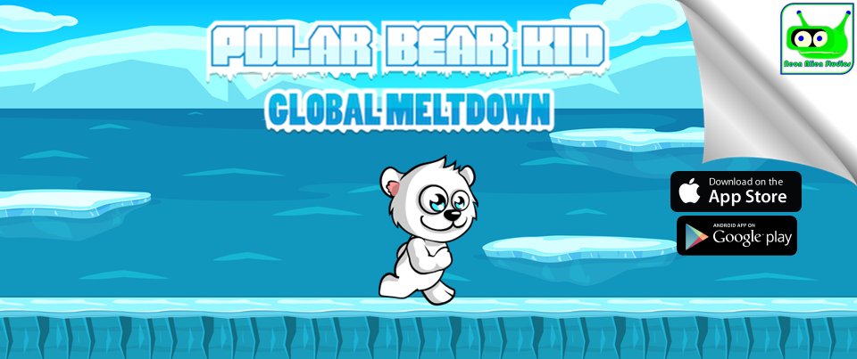 "Neon Alien Studios LLC to Release Mobile Game ""Polar Bear Kid: Global Meltdown Escape"" on International Polar Bear Day"