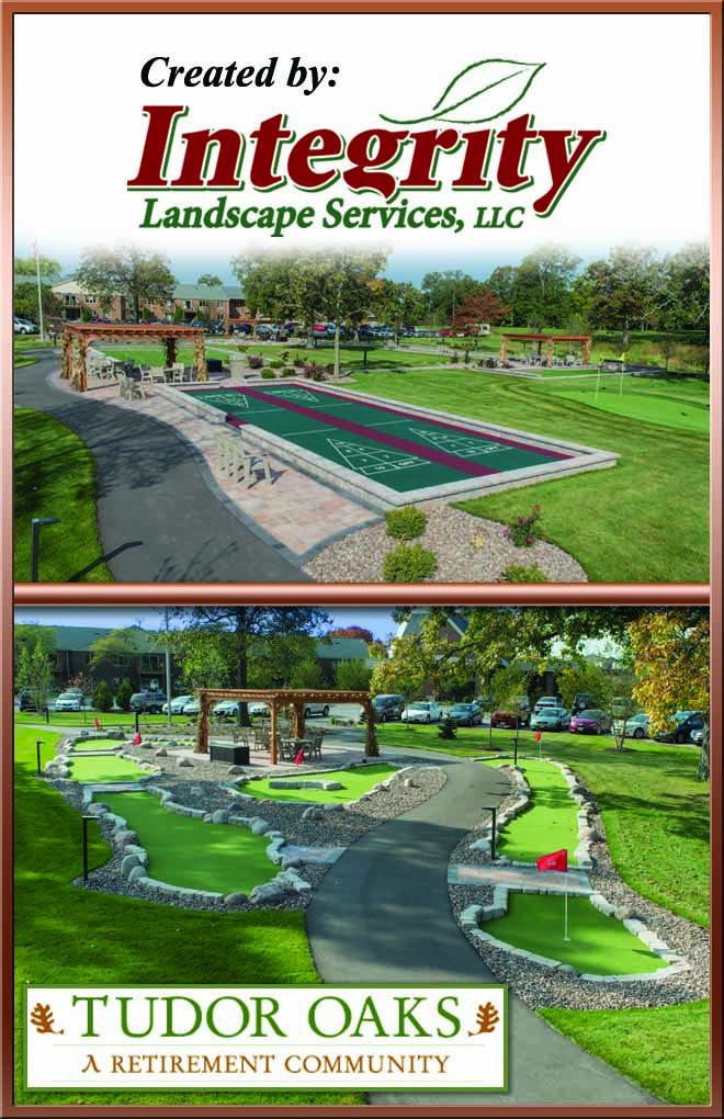 New Berlin Landscape Company Recently Installs an Outdoor Sports Complex at Tudor Oaks