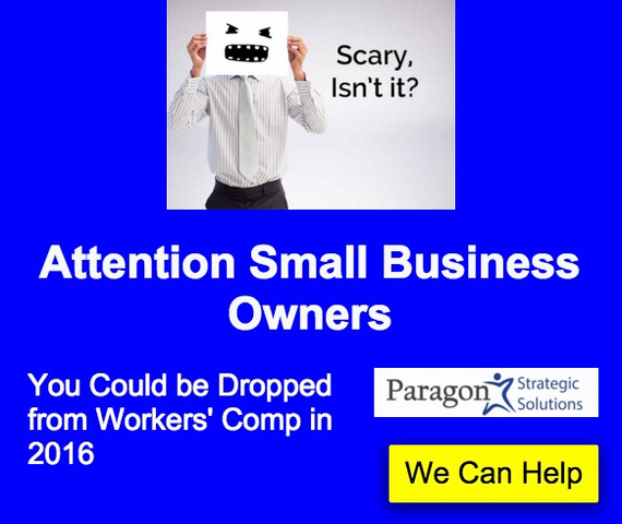Paragon Strategic Solutions Launches a Unique Company to Combat Rising Workers' Compensation Costs for Small Businesses