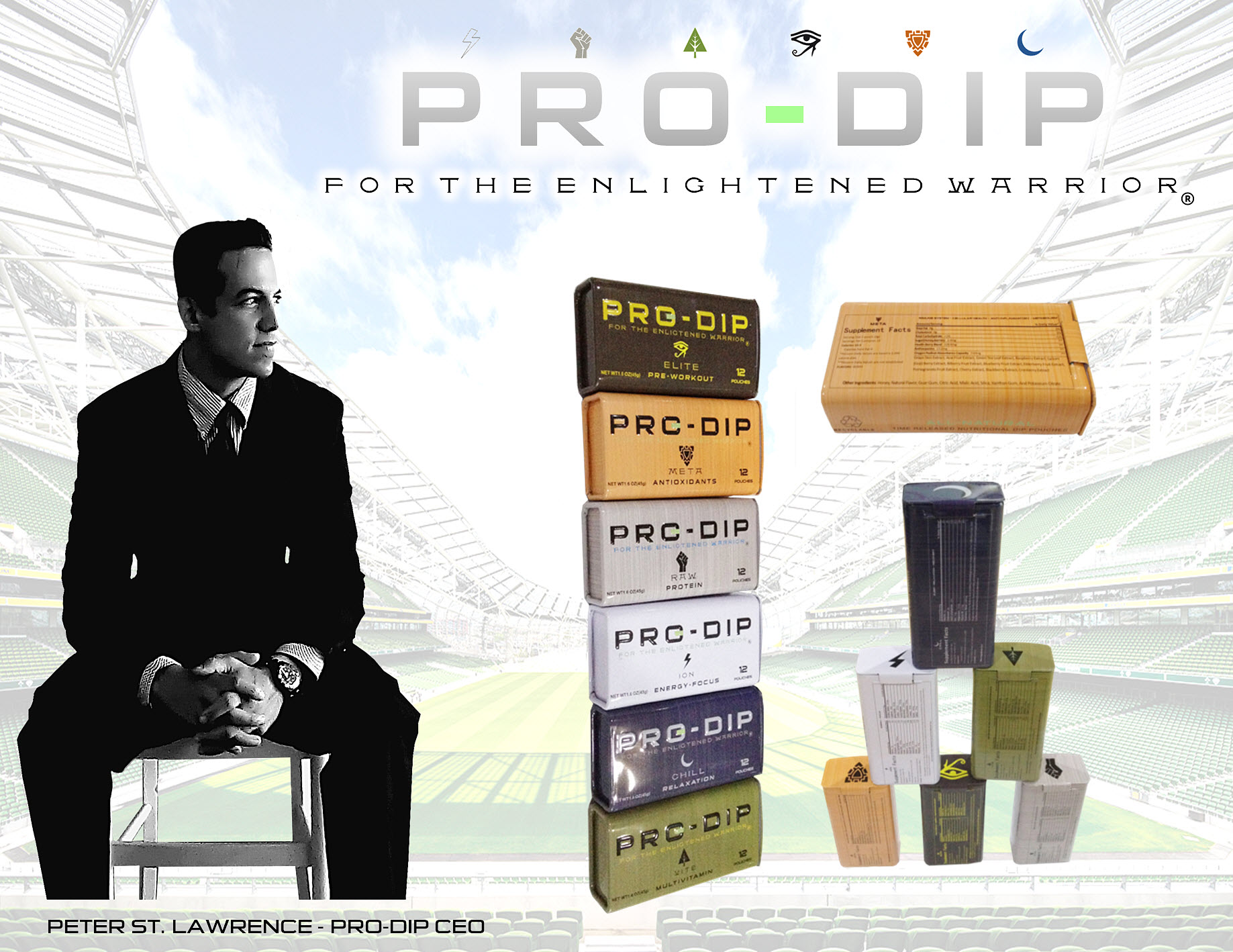 PRO-DIP: A healthy alternative to Smokeless Tobacco, Nicotine and Caffeine dip revelead!