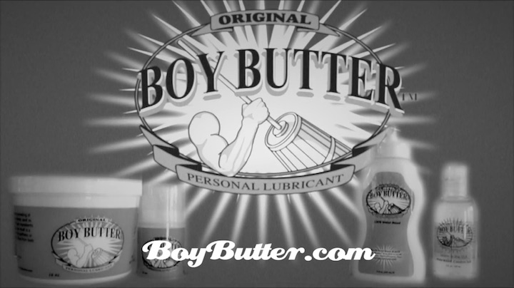 Retro Boy Butter commercial uses first 'suggestive' hand gesture in a TV ad