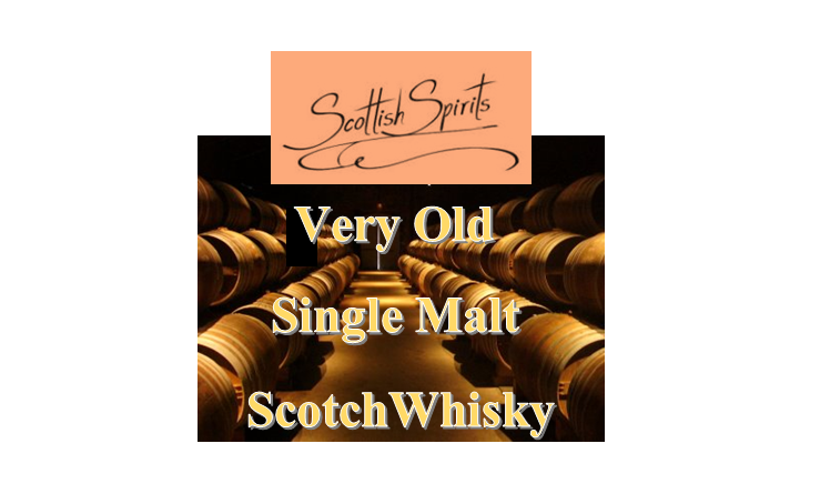 Scottish Spirits Ltd is not running low on very old single malt Scotch Whisky!